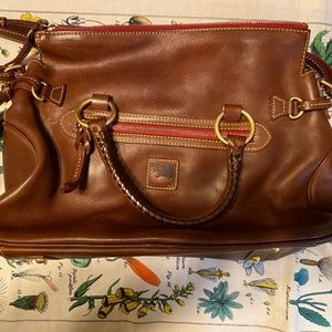 Dooney and Bourke Bag - Brown